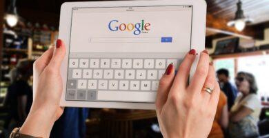 ¿Cómo denunciar en Google un contenido o una web?