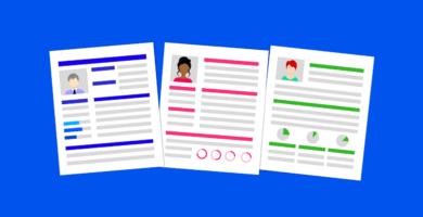 ¿Cuáles son las mejores páginas web para hacer un Curriculum Vitae?