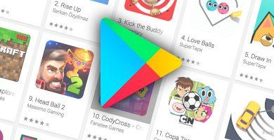 aplicaciones de google play