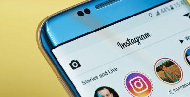 texto en historias de instagram