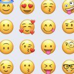 datos curiosos de los emojis