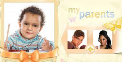 cómo será la cara de tu hijo