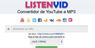 listenvid mp3
