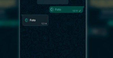 imágenes que desaparecen en Whatsapp